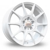 Image for Speedline Marmora White Alloy Wheels