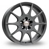 Image for Speedline Marmora Anthracite Alloy Wheels