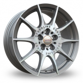 Image for Speedline Marmora Anthracite_Polished Alloy Wheels