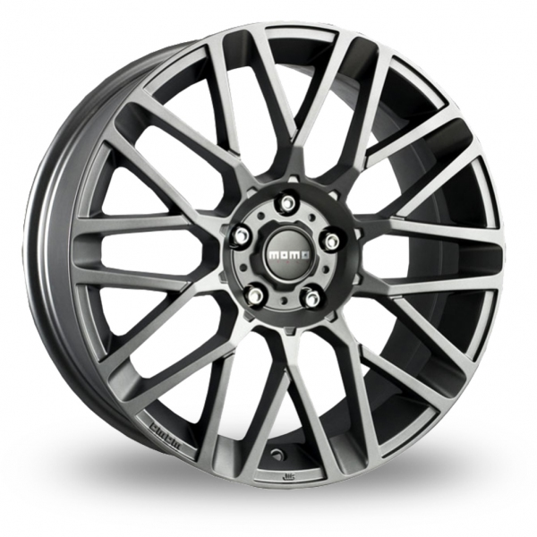 Picture of 18 Inch MOMO Revenge Anthracite Alloy Wheels