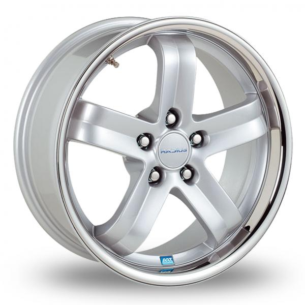 Zoom Radius R8_5x120_Wider_Rear Silver Alloys
