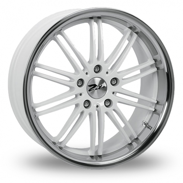 Zoom Zito Belair White Alloys