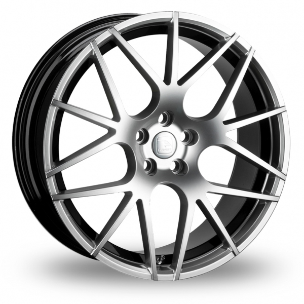 """Picture of 22"""" Hawke Astor HGBI Alloy Wheels"""