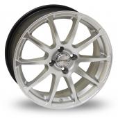 Image for Dare X1 Hyper_Silver Alloy Wheels