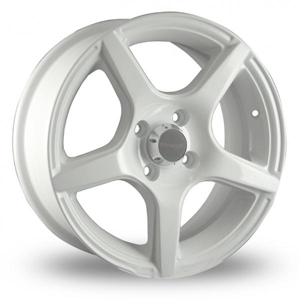 Zoom Dare E950 White Alloys