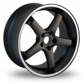 Image for Dare Drift_Hiro Black Alloy Wheels