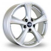 Image for Dare T888 Silver Alloy Wheels