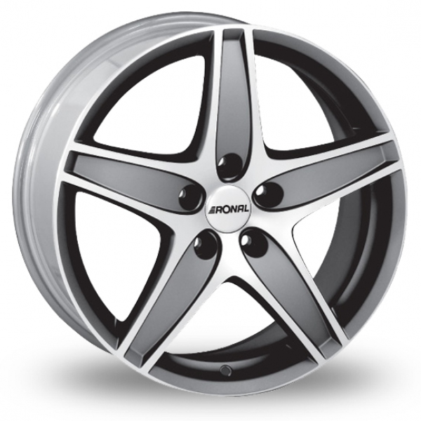 Zoom Ronal R48 Anthracite_Polished Alloys