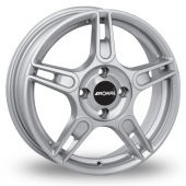 Image for Ronal R52 Silver Alloy Wheels