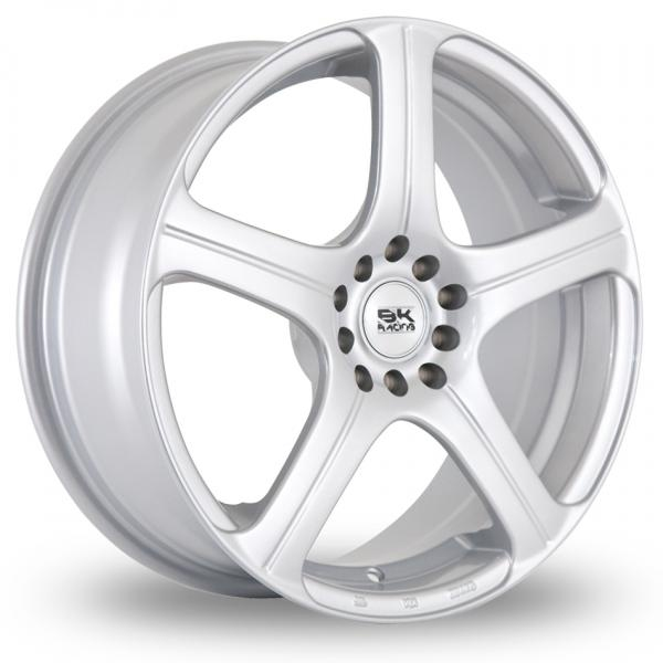 Zoom BK_Racing 166 Silver Alloys