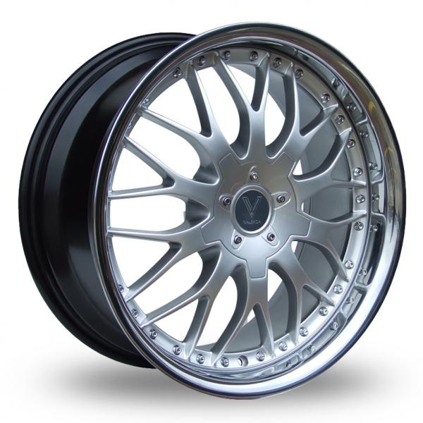 Picture of 18 Inch Valenza Riviera II HS Wider Rear Alloy Wheels