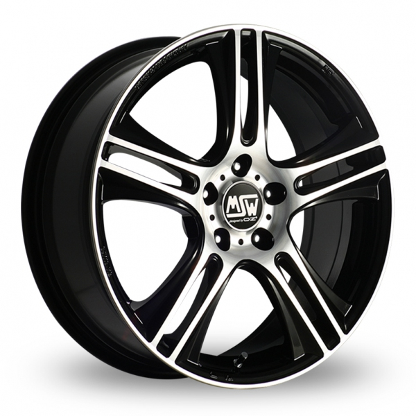 Zoom MSW_(by_OZ) 11 Black_Polished Alloys