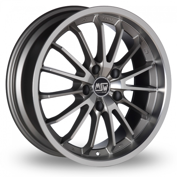 Zoom MSW_(by_OZ) 21 Grey Alloys