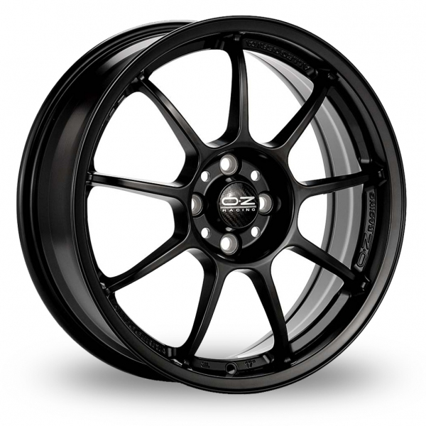 Zoom OZ_Racing Alleggerita_HLT Black Alloys