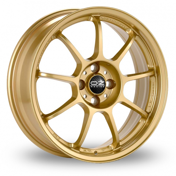 Zoom OZ_Racing Alleggerita_HLT Gold Alloys
