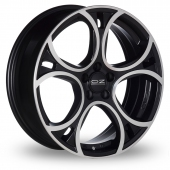 Image for OZ_Racing Wave Black_Polished Alloy Wheels