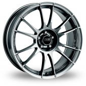 Image for OZ_Racing Ultraleggera Chrystal_Titanium Alloy Wheels
