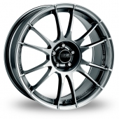 Image for OZ_Racing Ultraleggera Chrystal_Titanium Alloy Wheels