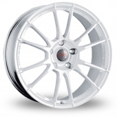 Image for OZ_Racing Ultraleggera White Alloy Wheels