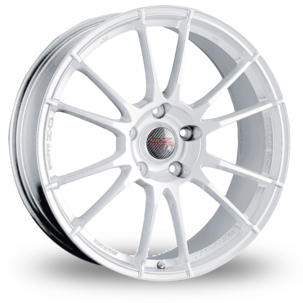 Zoom OZ_Racing Ultraleggera White Alloys