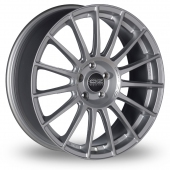 Image for OZ_Racing Superturismo_LM Silver Alloy Wheels