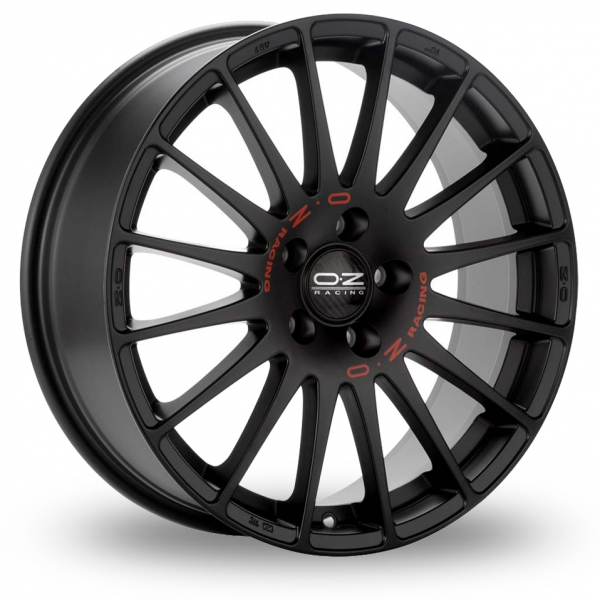 Zoom OZ_Racing Superturismo_GT Black Alloys