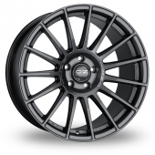 Image for OZ_Racing Superturismo_Dakar Graphite Alloy Wheels
