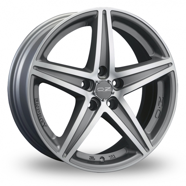 Zoom OZ_Racing Energy Silver_Polished Alloys