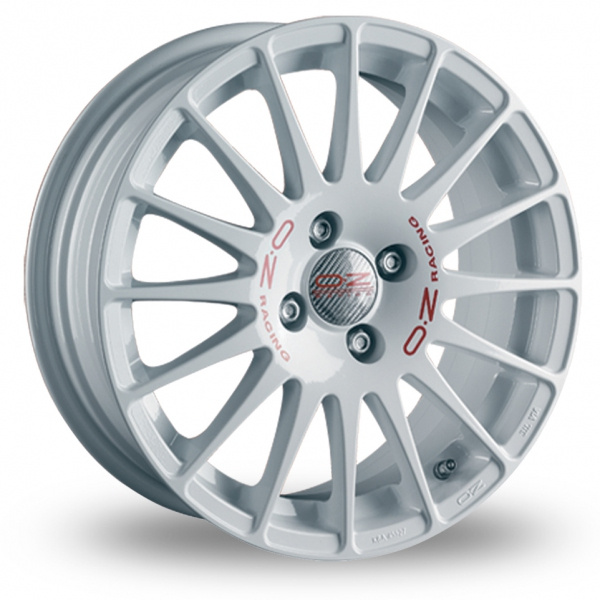 Zoom OZ_Racing Superturismo_WRC White Alloys