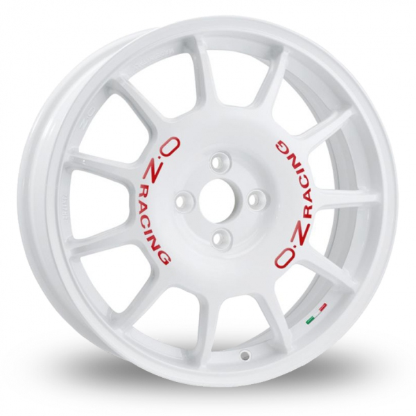 Zoom OZ_Racing Leggenda White Alloys