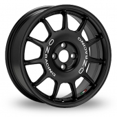 Image for OZ_Racing Leggenda Black Alloy Wheels