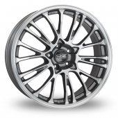 Image for OZ_Racing Botticelli Grey Alloy Wheels