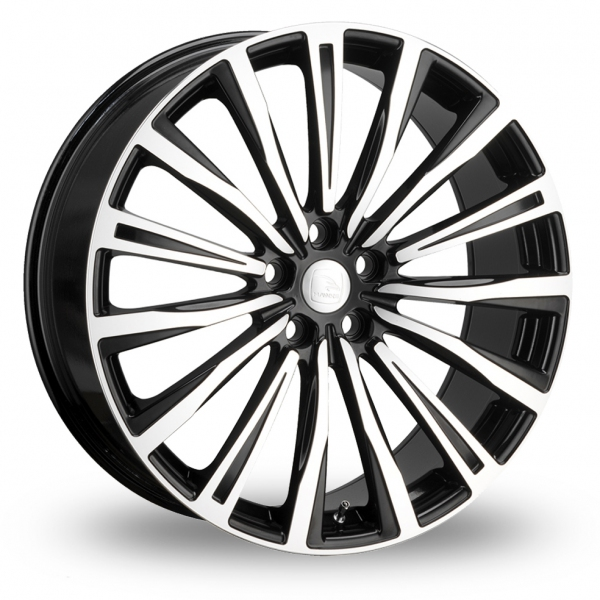 Picture of 22 Inch Hawke Chayton BP Alloy Wheels