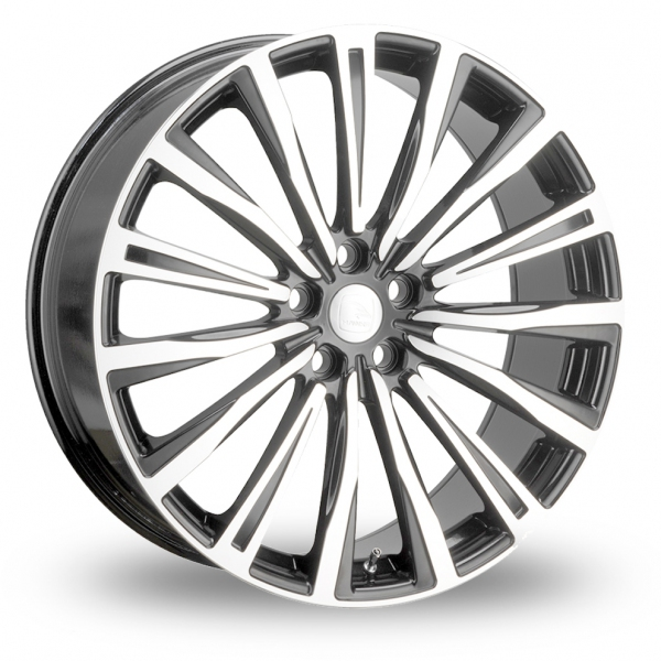 Picture of 22 Inch Hawke Chayton GMP Alloy Wheels