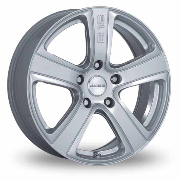 Zoom Radius R12_Naked Silver Alloys