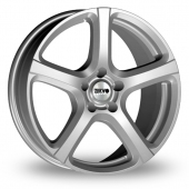 Image for Tekno RK7 Silver Alloy Wheels