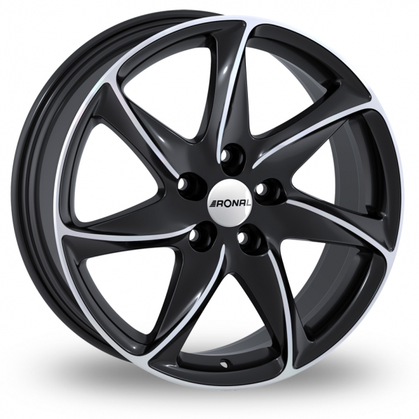 Zoom Ronal R51 Black_Polished Alloys