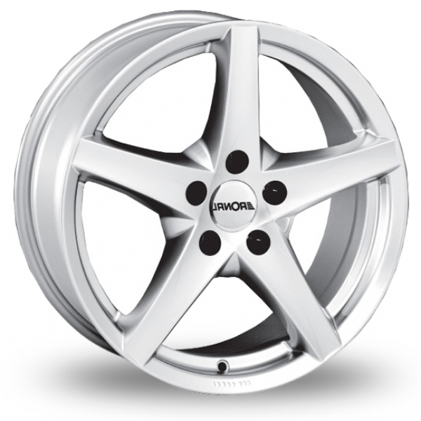 Zoom Ronal R41 Silver Alloys