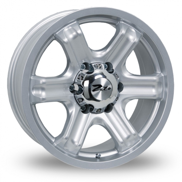 Zoom Zito Mace Silver Alloys