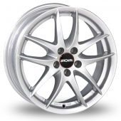 Image for Ronal R46 Silver Alloy Wheels