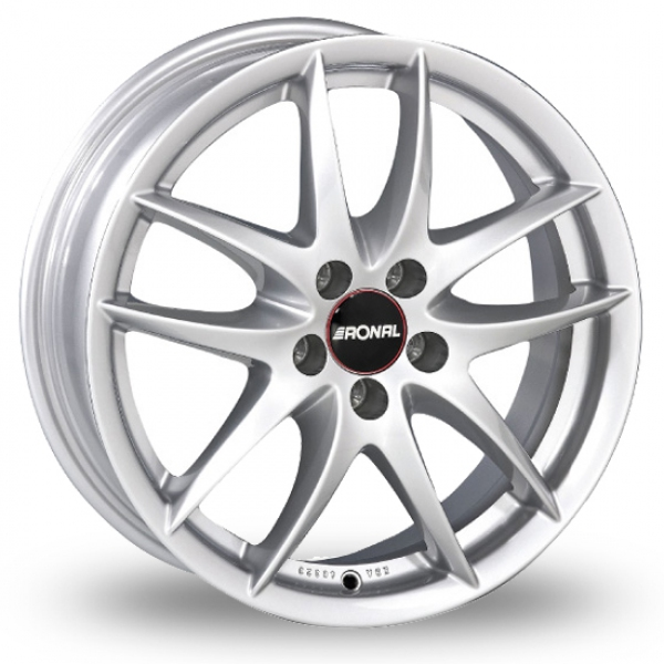 Zoom Ronal R46 Silver Alloys