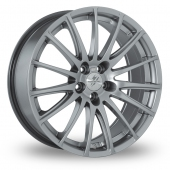 Image for Fondmetal 7800 Silver Alloy Wheels