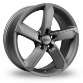 Image for Fondmetal 7900 MATEK_Silver Alloy Wheels