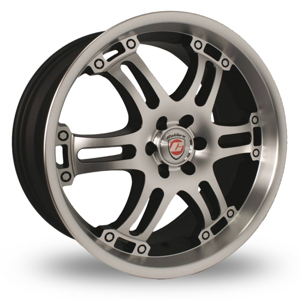 Zoom Calibre Raid Anthracite_Polished Alloys