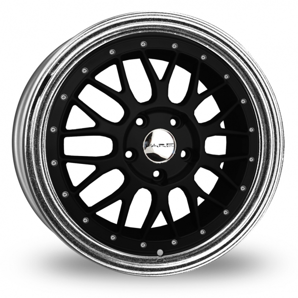 Picture of 18 Inch Dare DR-LM Black Alloy Wheels