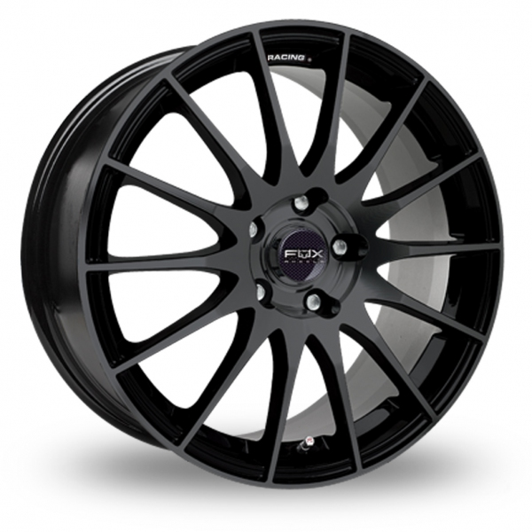 Zoom Fox_Racing FX004 Black Alloys