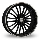 Image for ZCW Snoop Matt_Black Alloy Wheels