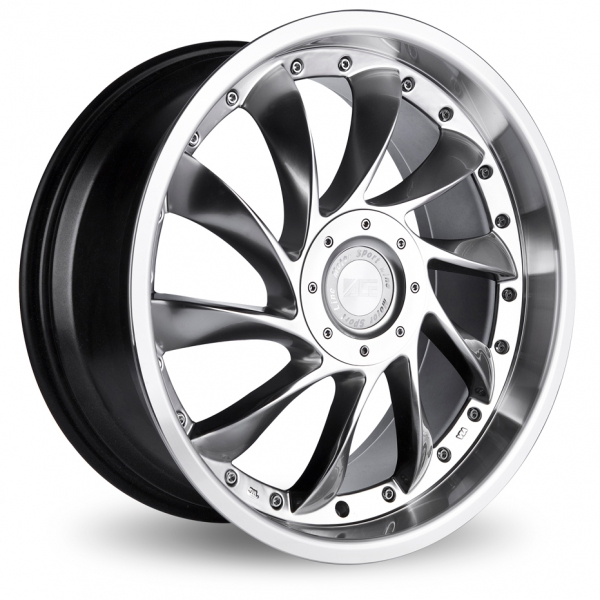 "Picture of 18"" Ace C036 HB Alloy Wheels"