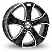 Image for Zito Blazer Black_Polished Alloy Wheels