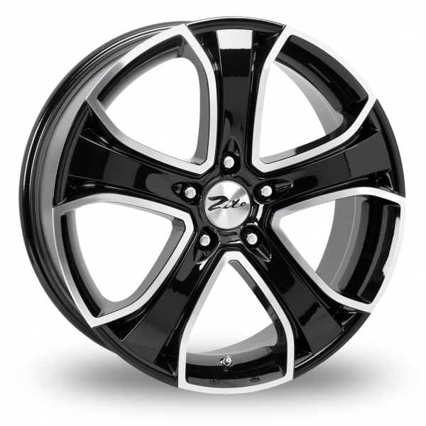 Zoom Zito Blazer Black_Polished Alloys